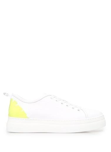 Msgm Lifestyle Ayakkabı Beyaz